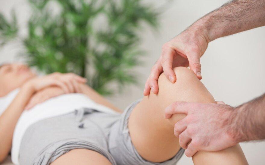 5 mitai apie sąnarių skausmus: kada jau metas keliauti pas gydytoją?