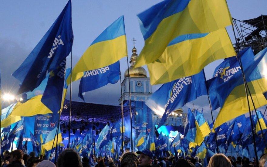 Kelių veiksmų Ukrainos tragedija