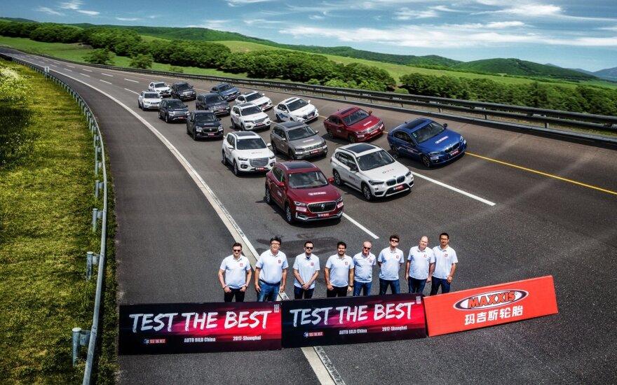 """Test the best China"" rinkimuose dalyvavo ir lietuvis"