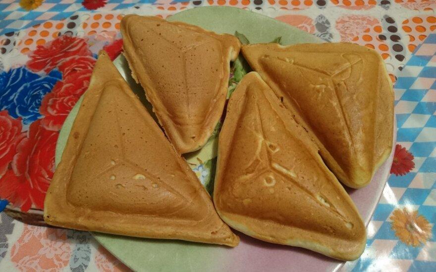 Greitieji blynukai - sumuštinukai