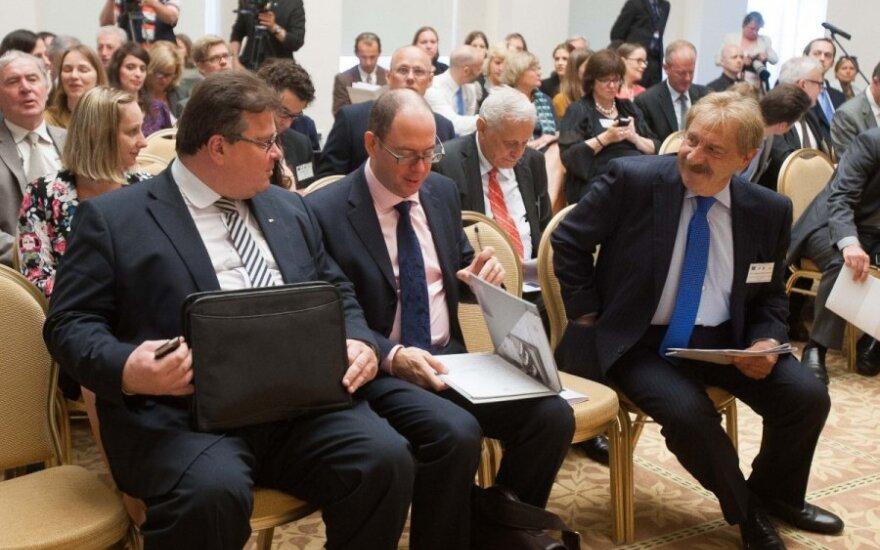 L. Linkevičius pasakė, kuo svarbi Baltarusija ir Azerbaidžanas