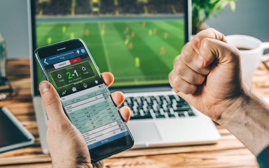 Europos čempionatas nepalankus lažybininkams: futbolo aistruolis susižėrė daugiau negu 200 tūkst. eurų