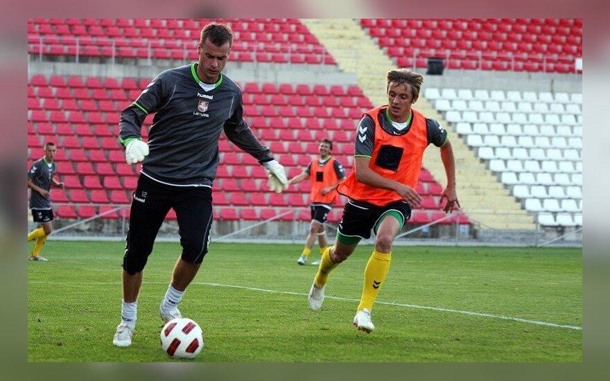 """Ž. Karčemarskas gali pakeisti F. Muslerą ir pereiti į """"Galatasaray"""""""