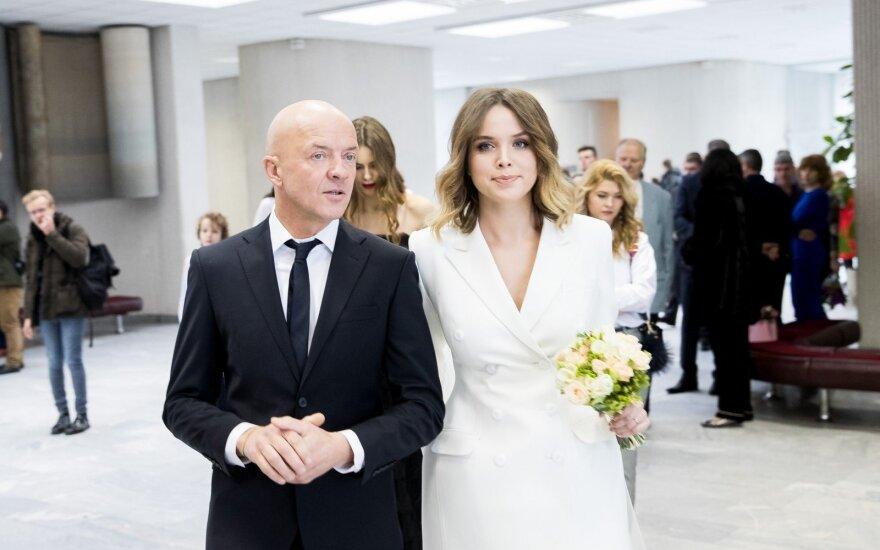 Ramūno Rudoko ir Justinos Žeimytės vestuvės