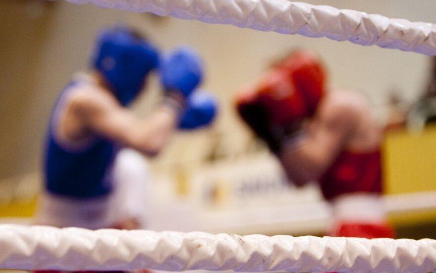 Panevėžyje prasideda V.Karpačiausko vardo bokso turnyras