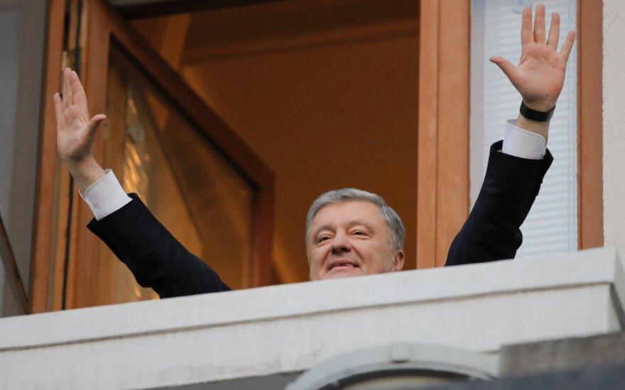 Ukrainos prezidentas