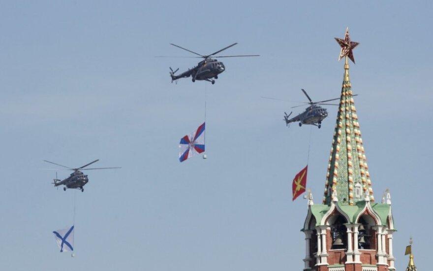 Rusijos gynybos ministerija užsimena apie branduolinius smūgius