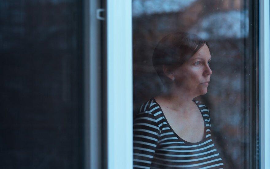 Nesuprantamos reakcijos, panikos atakos ir nepakeliamas sunkumas gyventi: signalai, dėl kurių turite suklusti