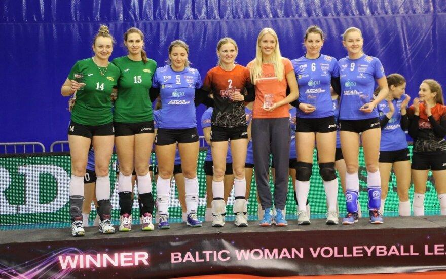 Baltijos moterų tinklinio finalo ketverto turnyras