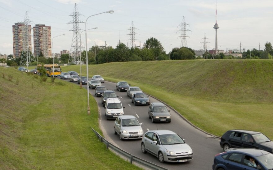 Pirmąją rudens savaitę – didesnis dėmesys ir įspėjimai vairuotojams