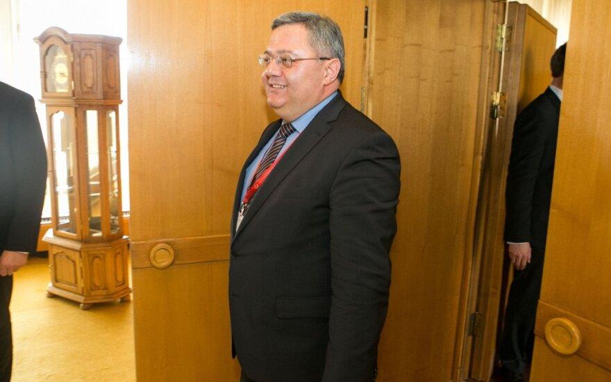 D. Usupašvilis: Gruzijai gyvybiškai svarbu, kad šalyje būtų įkurta JAV karinė bazė