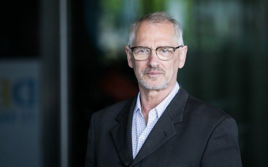 Arkadijus Vinokuras. Socialdemokratijos perspektyvos Lietuvoje