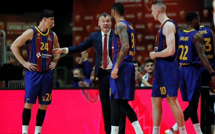 """Barcelona"" / FOTO: ""Barca Basket Twitter"""