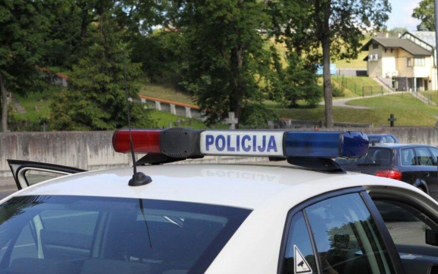 Šalčininkų rajone pričiuptas girtas vairavęs pareigūnas užsidirbo baudžiamąją bylą