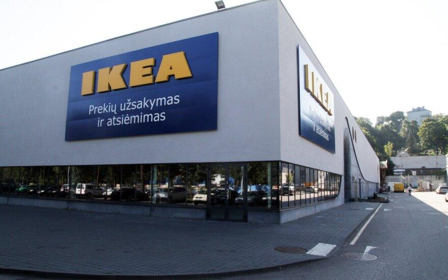 """""""Ikea"""" skirs milijonus naujai gamyklai Kazlų Rūdoje"""