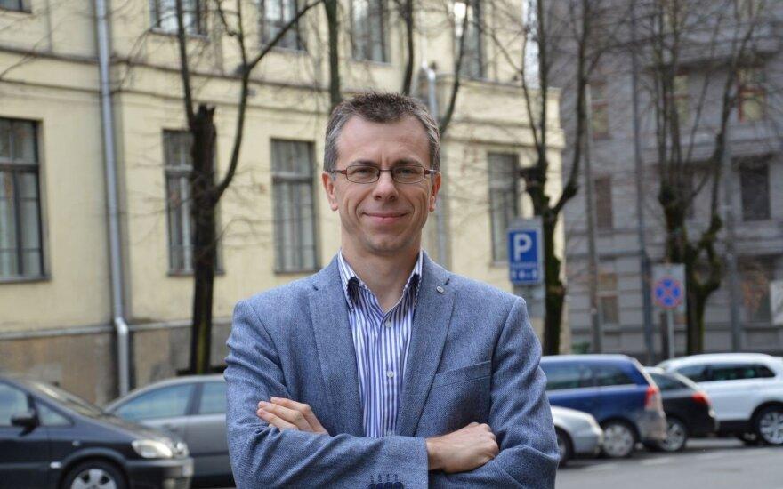 Dainoras Lukas (Linos Mockevičienės nuotr.)