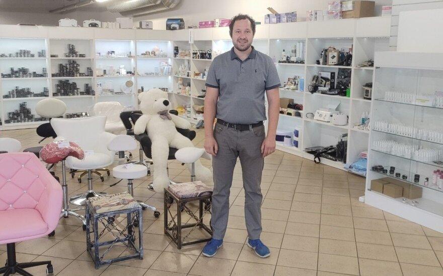 Antano Gasparavičiaus verslas