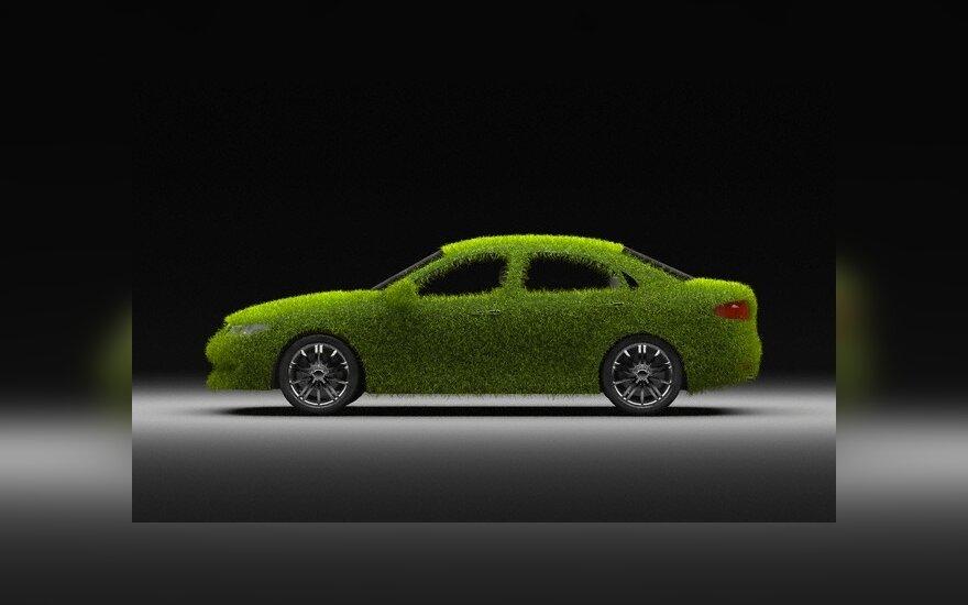 Europiečiai nori ekologiškų automobilių