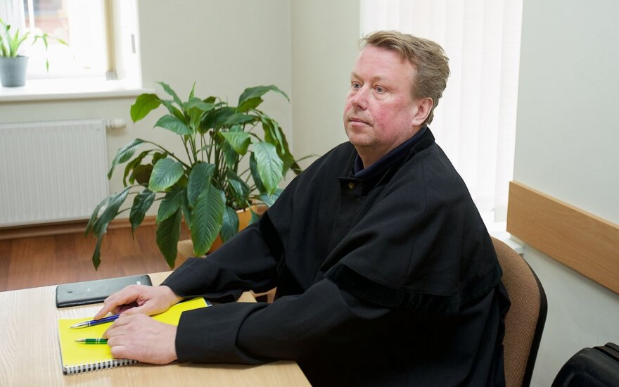 Advokatas Rolandas Jakonis