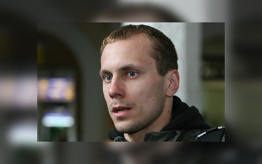Penkiakovininkas J.Kinderis: olimpiada - pasiekiamas tikslas