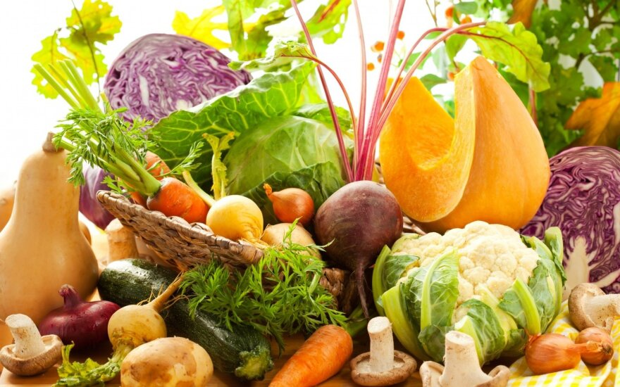 Vegetarian menus being prepared for Lithuanian armed forces