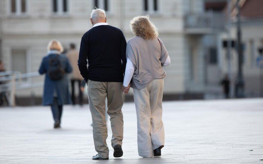 Kukuraitis: kalbėti apie pensinio amžiaus ilginimą karantino metu – tai kaip siūbuoti ir taip kiaurą valtį