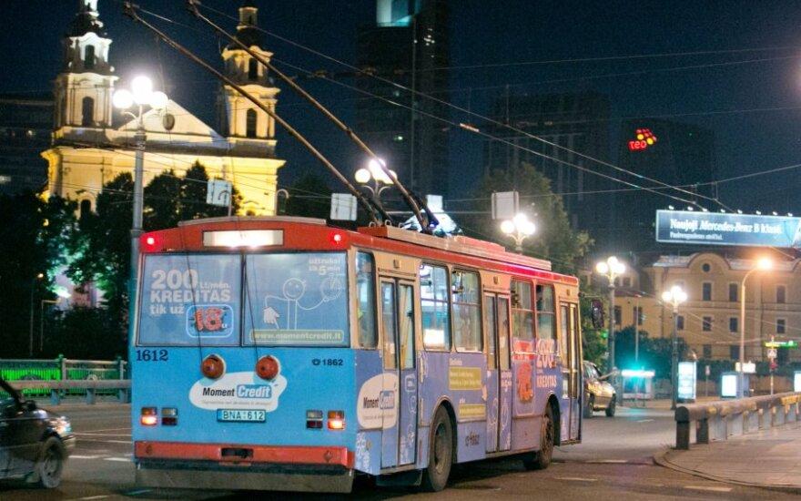 Kauno miesto keleivius viešuoju transportu vežios bendra autobusų ir troleibusų įmonė