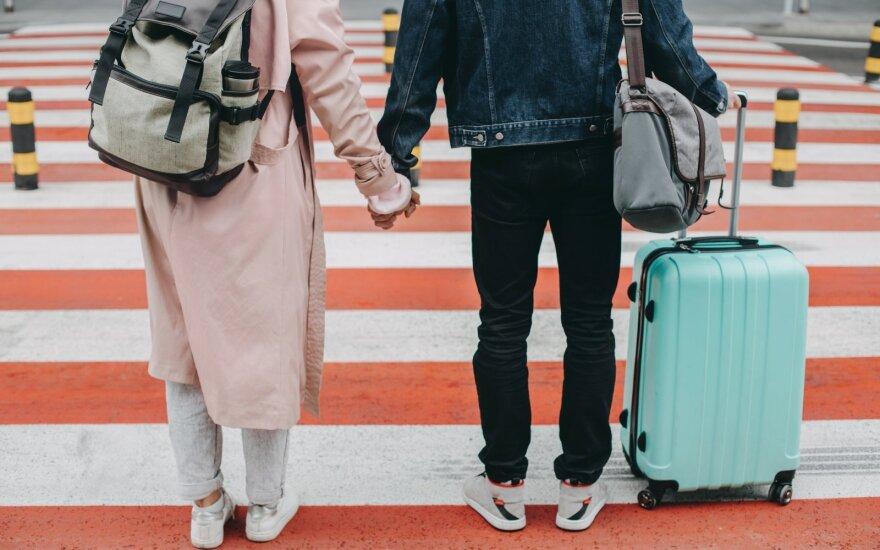 Romantiškas skrydis Valentino dienos proga: kokios kryptys siūlomos iš Lietuvos