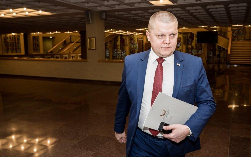 Seimo komiteto išvada: VSD veikė teisėtai, tačiau turi būti atsisakyta žodinių pavedimų