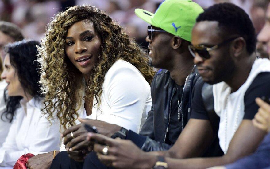 Serena Williams prabilo apie širdį draskantį skausmą dėl sesers netekties ir pyktį, kad žudikas paleistas į laisvę