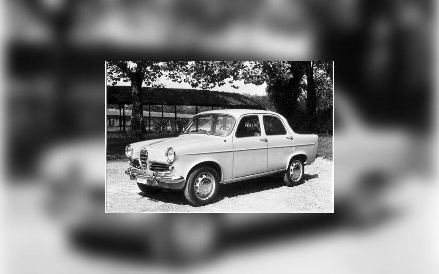 "Pirmosios kartos ""Alfa Romeo Gullietta"""