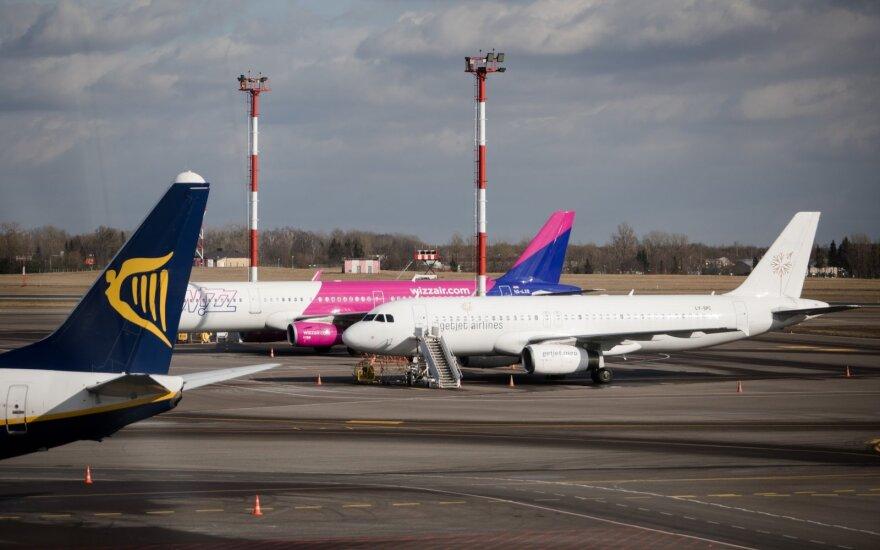 Tarptautinė civilinės aviacijos organizacija pateikia rekomendacijas dėl skrydžių saugumo