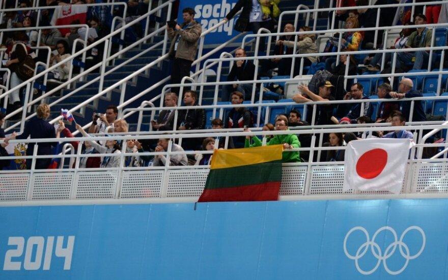 19-metė Agnė Sereikaitė debiutavo Sočio olimpinėse žaidynėse