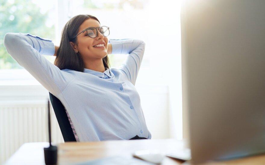 Kliūtis, dažnam trukdanti kilti karjeros laiptais: lengva apeiti, bet sunku pastebėti