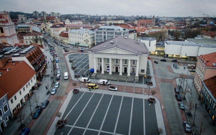 Vairuotojams patiks, bet ne visiems: Vilniaus centre – nemokamas stovėjimas