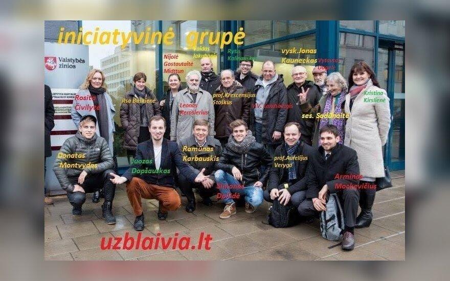 Iniciatyvinė grupė