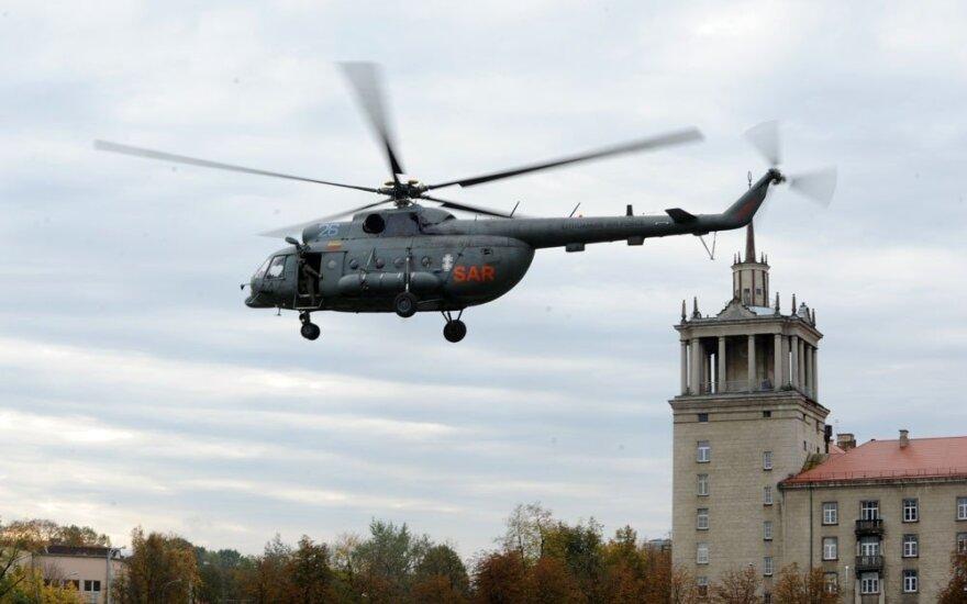 Karinių oro pajėgų sraigtasparnis