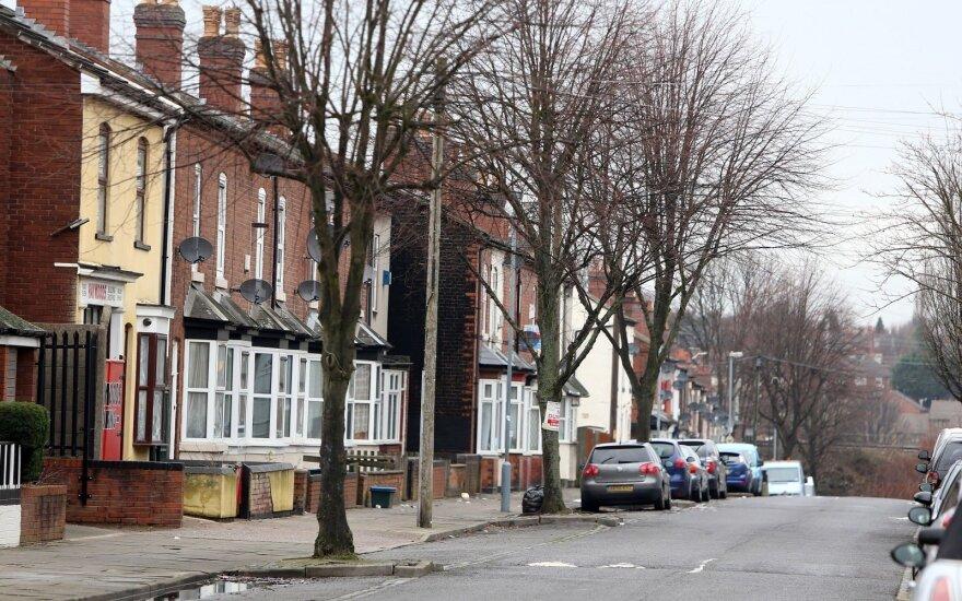 D. Britanijoje – miestas, tapęs prieglobsčiu teroristams