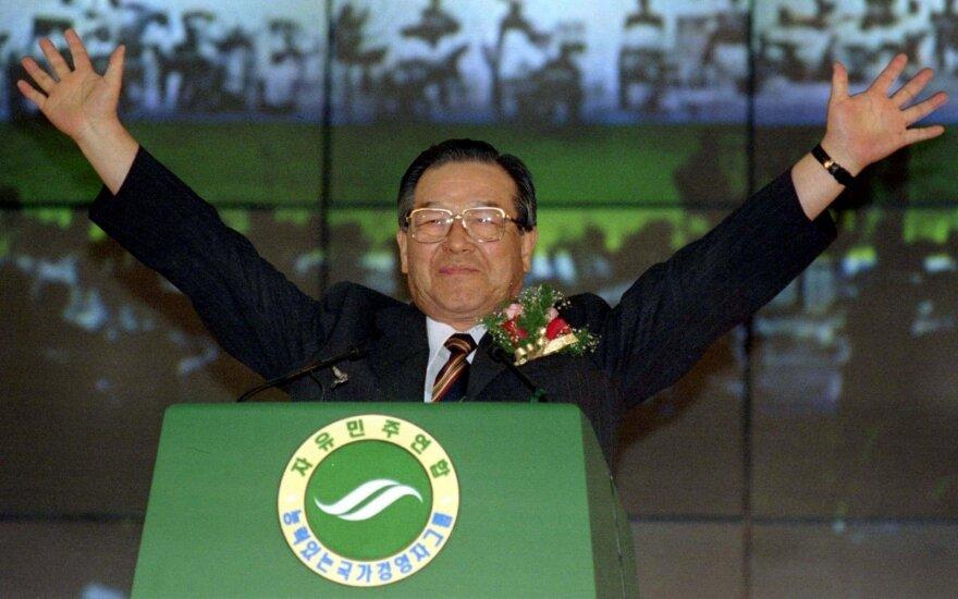 Mirė garsiąją žvalgybos agentūrą įkūręs buvęs Pietų Korėjos premjeras