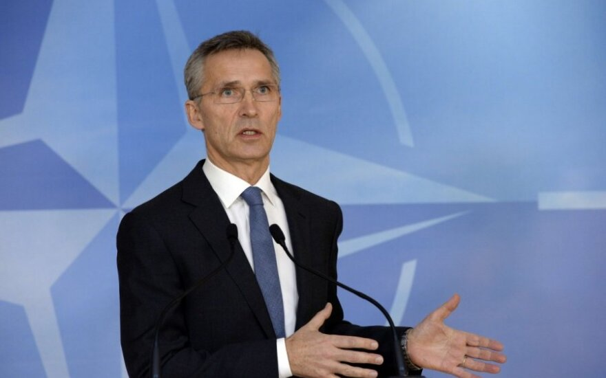 NATO rapid response force to expand to 30,000 troops