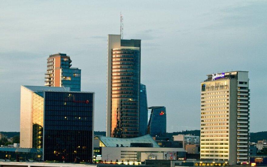 Gyventojams geriausia Vilniuje, investuotojams - Klaipėdoje