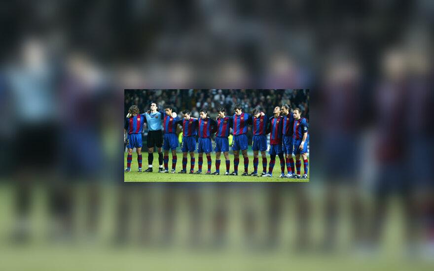 """Futbolo klubas """"Barcelona"""""""