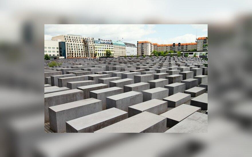 Paminklas Europoje nužudytiems žydams (Berlynas, Vokietija)