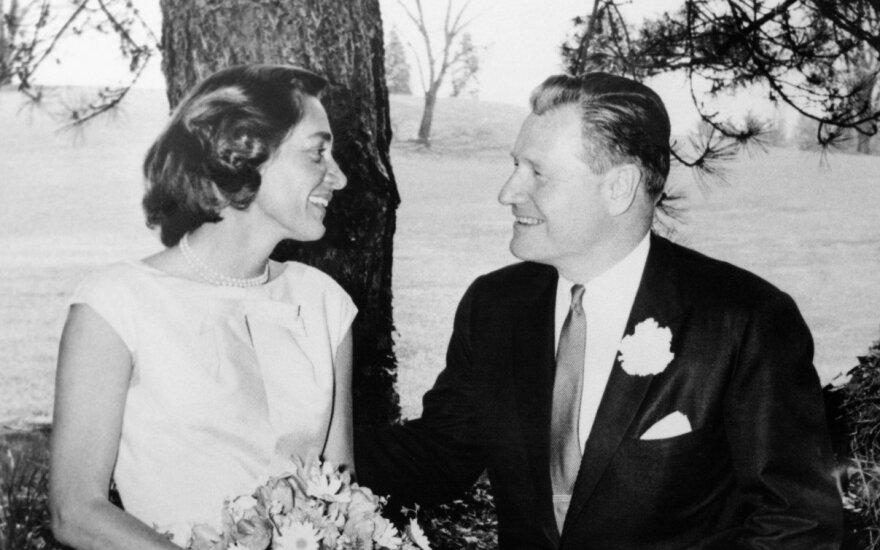Happy ir Nelsonas Rockefelleriai