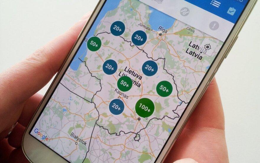 Smulkioms įmonėms žada dvigubai pigesnes mobilias aplikacijas