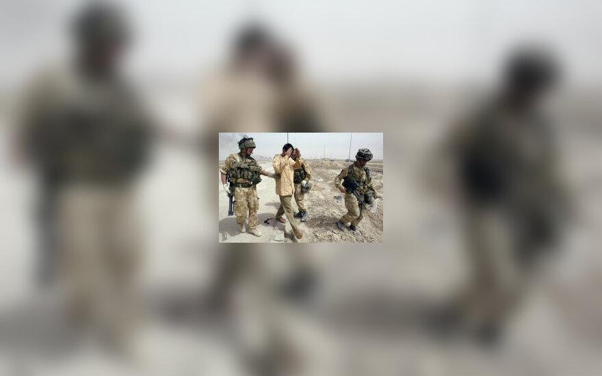 Irakietis pasiduoda
