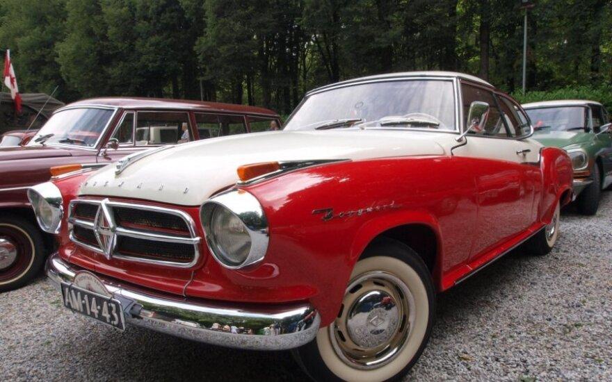 Borgward Isabella TS-Coupe