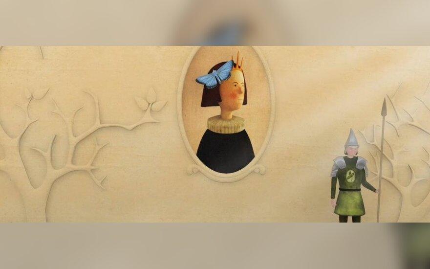 Lietuviškų animacinių filmų kūrėjas pristato naują darbą