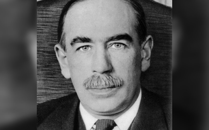 Kiek teisus buvo J.M.Keynesas?