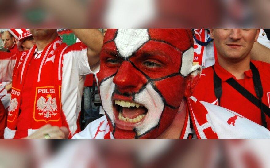 Lenkų futbolo fanai